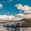 Au Pérou, la communauté Chullpia a mis au point des panneaux solaires flottants pour fournir de l'électricité à ses projets d'irrigation.
