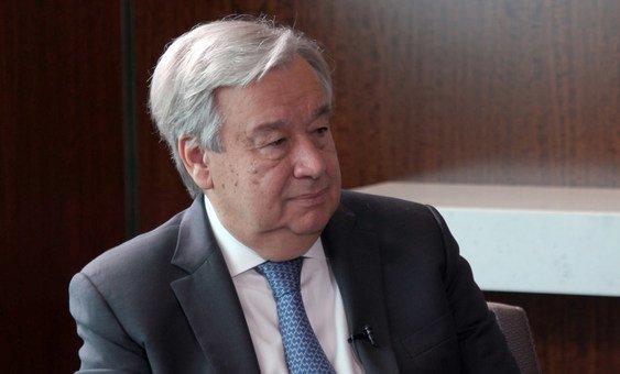 António Guterres pediu ações concretas para acabar com a mudança climática