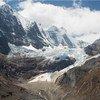 Une année de sécheresse peut entraîner la fonte des glaciers qui représentent jusqu'à 91% de l'approvisionnement en eau de villes comme Huaraz, au Pérou.