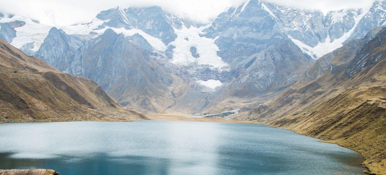 联合国环境署正与秘鲁及周边国家共同合作,帮助制订和改善对环境和生态有利的政策措施。