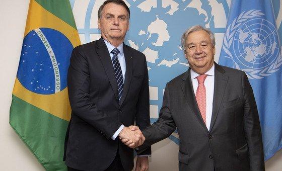 Brasil coopera há 70 anos na área de operações de paz com as Nações Unidas.
