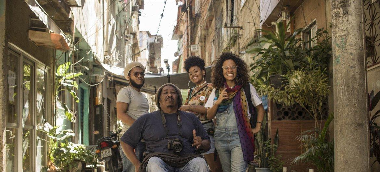 Filme conta a história real do fotógrafo Bira Carvalho, que passou a usar uma cadeira de rodas, aos 21 anos, após levar um tiro.