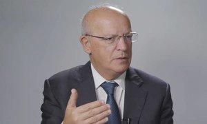 Augusto Santos Silva, Ministro dos Negócios Estrangeiros de Portugal.