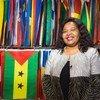 Elsa Teixeira de Barros Pinto é Ministra dos Negócios Estrangeiros, Cooperação e Comunidades.