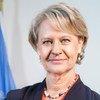 Representante do Fundo das Nações Unidas para a População, Unfpa, em Moçambique,Andrea M. Wojnar.