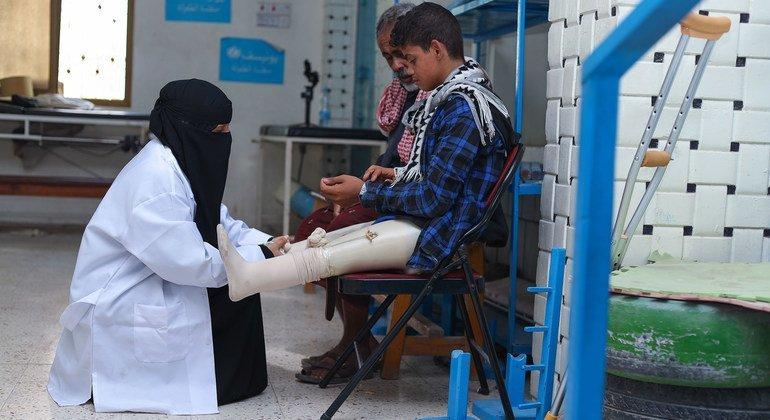 Yemenwarreaches 'shameful milestone'-10,000 childrennowkilled or maimed