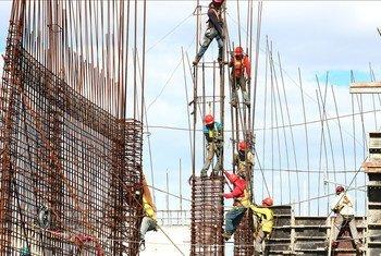 La inversión extranjera directa es una importante fuente de capital para los proyectos relacionaddos con las infraestructuras.