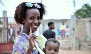 Eleições gerais foram realizadas em Moçambique no dia 15 de outubro.