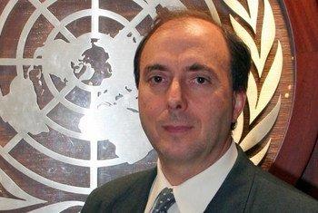 Conselheiro-sênior para inovação em serviços públicos do Desa, Jonas Rabiovitch.