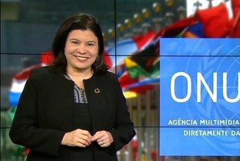 Monica Grayley no Destaque ONU News