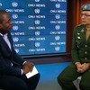 ONU News conversa com o General Elias Rodrigues Martins Filho,do Brasil, que comanda a maior operação de paz do mundo.