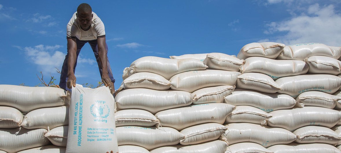 世界饥饿问题加剧|撒哈拉以南非洲2020年上半年将面临严峻粮食安全挑战