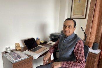 एंटी-माइक्रोबियल प्रतिरोध पर खाद्य एवं कृषि संगठन में तकनीकी सलाहकार, डॉक्टर राजेश भाटिया.
