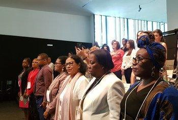 A capital brasileira recebeu delegações de cinco países africanos de língua portuguesa: Angola, Cabo Verde, Guiné Bissau, Moçambique e São Tomé e Príncipe.