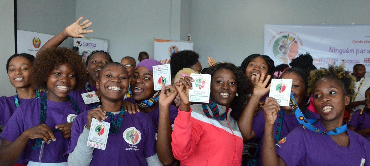 Força da juventude já está ajudando a mudar o mundo