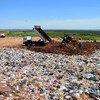 Lixão na região da Estrutural, em Brasília, operou por mais de cinco décadas, gerando impactos ambientais que serão analisados pelo Projeto CITInova.