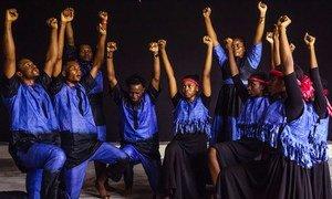 The musical Bintu dramatizes the impact of conflict on Nigeria's north-eastern states of Borno, Adamawa and Yobe.