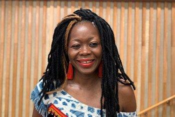 Félicité Owona Mfegue Kourra, médiatrice pour la paix FEMWISE Africa, sous l'égide du panel des sages et de l'Union africaine, s'est rendue au Siège de l'ONU en marge du 74ème débat général pour lancer l'Alliance globale des médiatrices pour la paix, un réseau de médiatrices provenant de toutes les régions du monde.