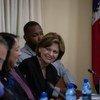 Helen La Lime, envoyée de l'ONU en Haïti (photo d'archives).