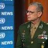 O general brasileiro, Costa Neves, assume o comando na Missão das Nações Unidas na República Democrática do Congo, a Monusco.