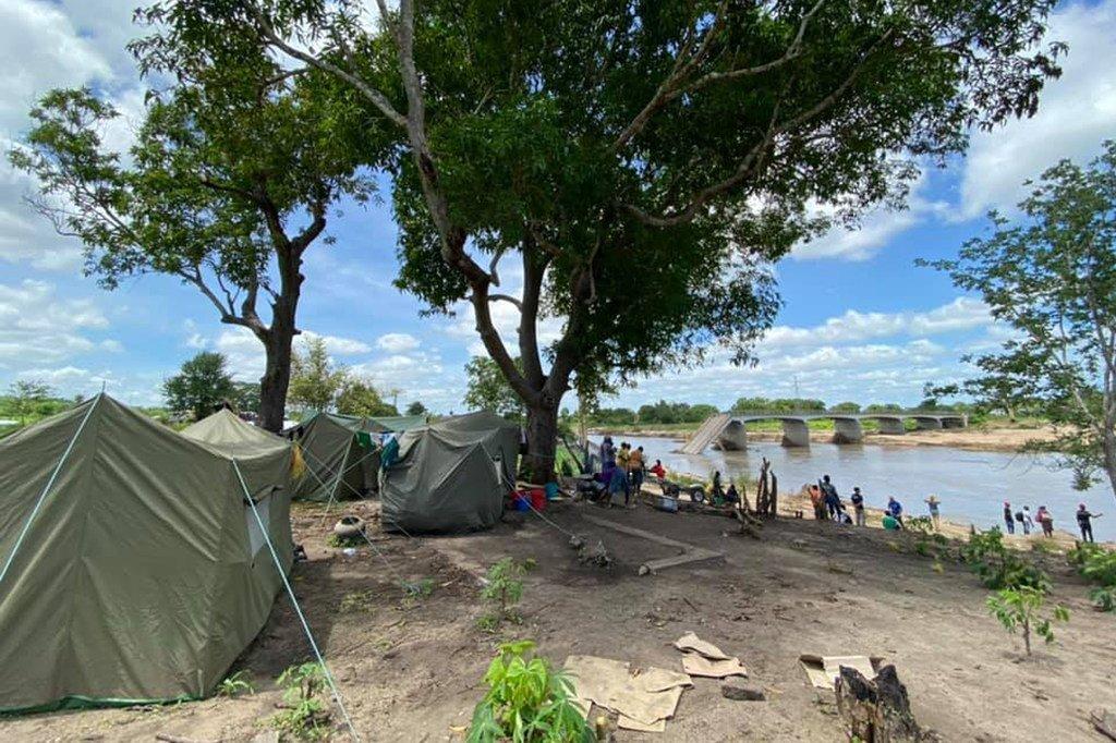 Vurugu zinatokea katika maeneo ambayo tayari yalikuwa na matatizo mengine kama Cabo Delgado ambako tayari kulikuwa kumekumbwa na matatizo ya mafuriko na umaskini
