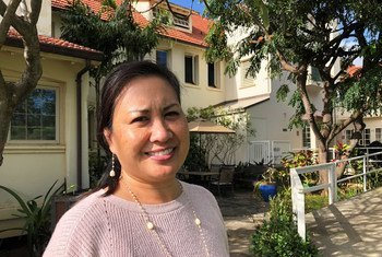 Diane Paloma is the CEO of Lunalilo Home in Honolulu, Hawaii.