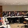 """بمناسبة أسبوع الوئام العالمي بين الأديان، عقدت منظمة الأمم المتحدة لتحالف الحضارات، بالتعاون مع بعثة الأردن الدائمة لدى الأمم المتحدة، فعالية، في مقر الأمم المتحدة في نيويورك، بعنوان """"خطة عمل الأمم المتحدة لحماية المواقع الدينية: حملة اتصالات عالمية."""