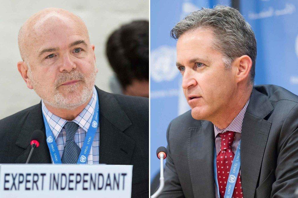 Chine : des experts de l'ONU gravement préoccupés par la détention au secret de trois avocats