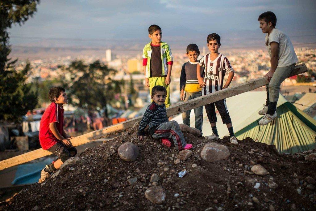 وكالات الأمم المتحدة يعربون عن قلقهم على حياة 100 مليون شخص يعيشون في مناطق الحروب وغيرها من المواقع التي تعتمد على المساعدات الإنسانية