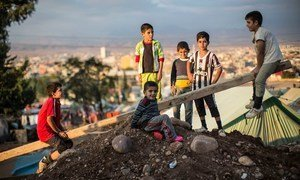 UN humanitarian agencies are expressing concern for the 100 million people living in war zones and other emergency settings who depended on the UN for assistance.
