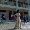 埃塞俄比亚提格雷地区的境内流离失所者。