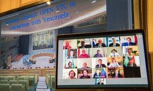 Conselho apoia apelo global de cessar-fogo do secretário-geral para combater Covid-19.