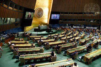Guterres explicou que o papel das Nações Unidas será tentar, durante a Assembleia Geral, um diálogo sério entre os países