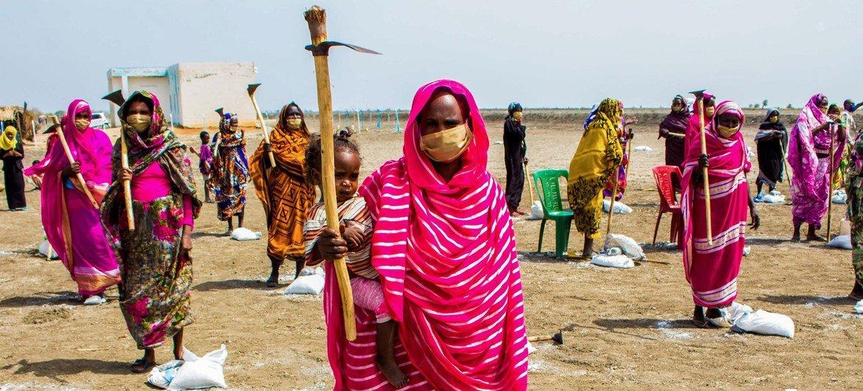 一份由联合国所支持的调查显示,受到经济衰退和新冠疫情影响,苏丹的性别暴力问题有所加剧。