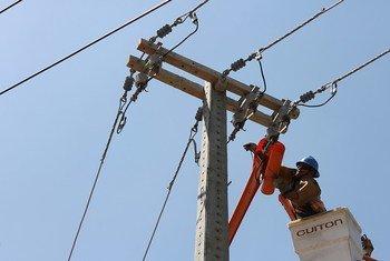 Duarte defende que populações africanas tenham acesso à energia