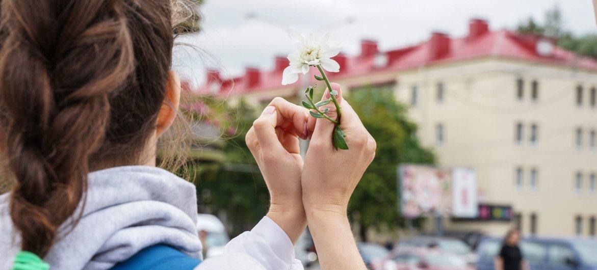 Из Беларуси поступает много сообщений об ограничении деятельности журналистов и насилии над ними при освещении протестов