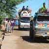 Somalia continues to suffer chronic humanitarian crises, with recurring cycles of floods and drought, compounded in 2020 by desert locusts and COVID-19.