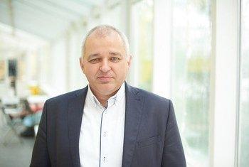 Александр Молчанов, эксперт ИИТО ЮНЕСКО