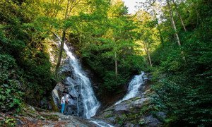 Национальный парк Мачахела в Грузии