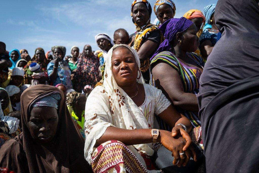 Mnamo Februari 2020, mji wa Dori ukanda wa Sahel nchini Burkina Faso lilikuwa linahifadhi takriban wakimbizi wa ndani 15,000.