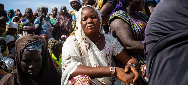 في شباط/فبراير، استضافت بلدة دوري في بوركينا فاسو نحو 15 ألف نازح.
