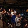 Archivo: Jóvenes de fiesta en Tiblisi, Georgia.