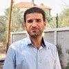 Le Dr Mossa Abu Taema, l'un des vingt premiers ambassadeurs du changement ayant réussi à convaincre les membres de sa communauté de mettre un terme aux mariages précoces
