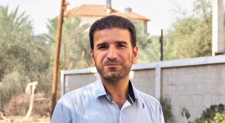 FROM THE FIELD: Gaza men advocate for an end to early marriage