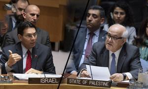 美国本月18宣布不再认为以色列位于约旦河西岸的犹太人定居点违反国际法,使得这一问题成为20日在联合国安理会召开的中东问题会议的焦点。