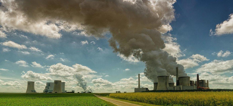 Концентрация углекислого газа в атмосфере остается на очень высоком уровне.