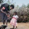 الناس الذين يعيشون على طول الحدود بين كينيا وأوغندا هم من بين أفقر الناس في المنطقة.