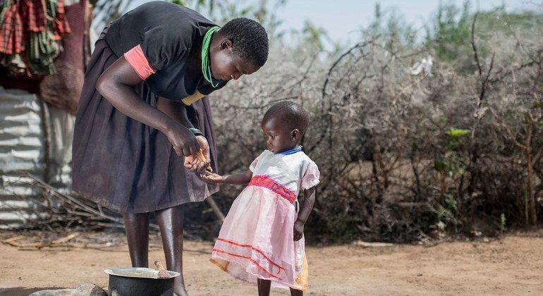People living along the Kenya-Uganda border are amongst the poorest in the region.