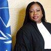 International Criminal Court Prosecutor Fatou Bensouda. (file photo)