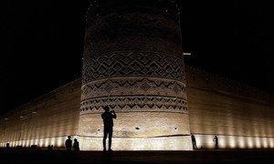 صورة من شيراز، إيران.